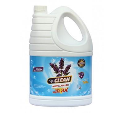 Nước lau sàn dpClean 3,8L - hương Lavender