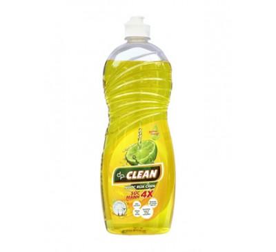 Nước rửa chén dpClean 750ml - hương Chanh