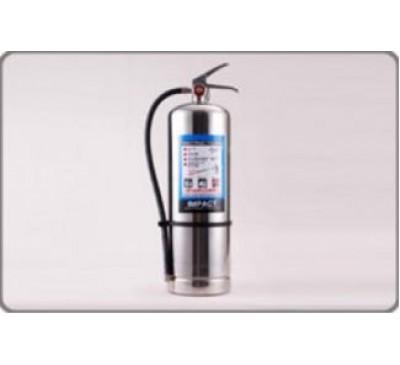 Bình chữa cháy, áp lực nước áp lực nước tích tụ